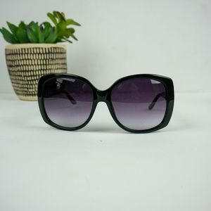 Just Cavalli Black Sunglasses